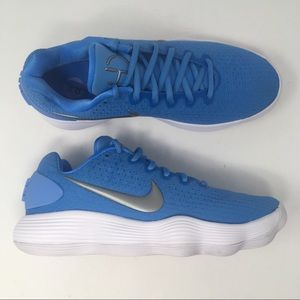 Nike Mens Hyperdunk Low TB University Blue Shoe